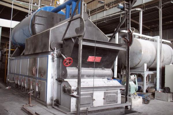 links chain grate boiler
