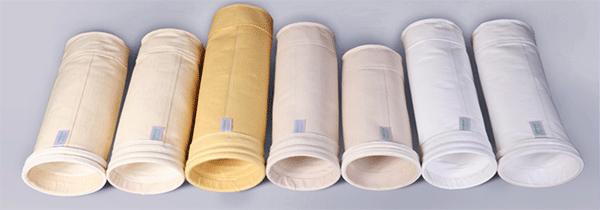 Filter bags for boiler