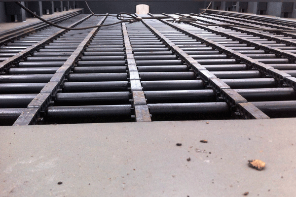 roto for chain grate