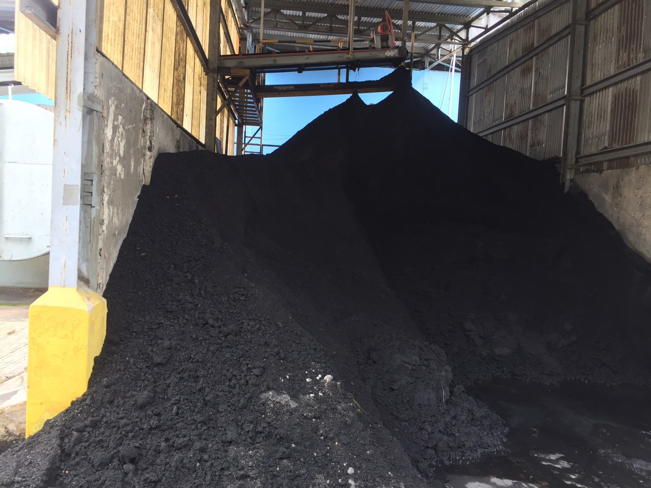 tro trau biomass
